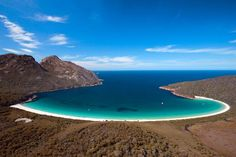 Eco-vacanze in Tasmania: la Winegalss Bay