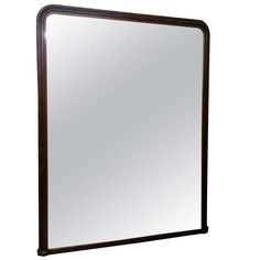 Huge Antique Mirror | From a unique collection of antique and modern wall mirrors at http://www.1stdibs.com/furniture/mirrors/wall-mirrors/