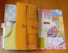 Creative Addiction to Paper: Junk Journal