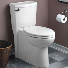 View Cadet 3 FloWise Right Height Elongated Toilet - 1.28gpf