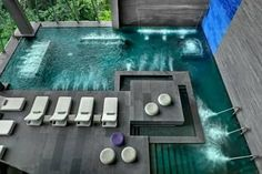 Therma Spa by Vidalta: Spa de estilo moderno por Serrano Monjaraz Arquitectos https://www.homify.com.mx/habitaciones/spa #modernpoolandspa