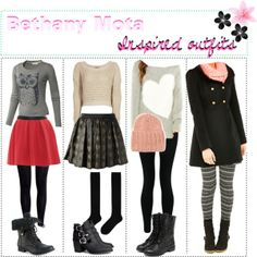 Inspired Outfits: Bethany Mota