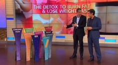 Mark Hymans 10 Day Detox Diet to Burn Fat and Lose Weight Fast!. Learn how you to reset your health in less than two weeks with this detox ...