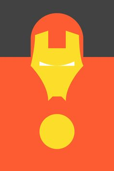 Ironman (Illustration) |  From: Graphic Design Junction