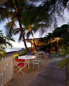 Luxury Directory Caribbean, Restaurants in St Barts, Le Gaiac, St Barths restaurant