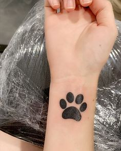 Dog Tattoos, Forearm Tattoos, Animal Tattoos, Black Tattoos, Print Tattoos, Small Tattoos, Dog Memorial Tattoos, Retro Tattoos, Different Tattoos