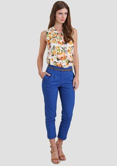 Ledoux Cropped Pants