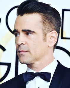 Colin Farrell at the 2017 Golden Globes