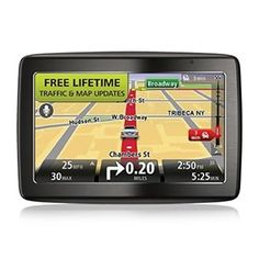 TomTom VIA 1535TM with Lifetime Maps and Traffic 5-Inch Glass Touchscreen Portable GPS Navigator with Bluetooth is preloaded with 7 million of points of interest to enhance your traveling experience.