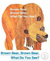 """one of bailey's first books she learned to """"read"""""""