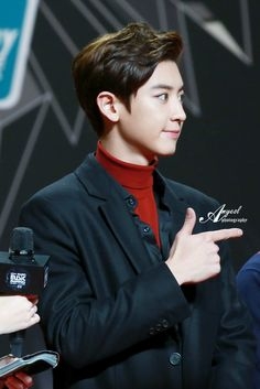 MAMA 2015 151202 : Red Carpet - Chanyeol (3/3)