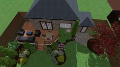 Coming this winter. Downloadable designs. Each design will have a small video associated with it to descibe the design so you know what the design entails and what it will look like. Feedback or suggestions on this huge project will be helpful. Thanks, Desynerguy 3d Landscape, Landscape Designs, Birds Eye View, Winter, Projects, Winter Time, Log Projects, Blue Prints, Landscape Design
