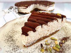Kahveli Soğuk Dakikada) Tatlı tarifleri – The Most Practical and Easy Recipes Donut Recipes, Cake Recipes, Snack Recipes, Dessert Recipes, Mousse Au Chocolat Torte, Turkish Sweets, Cold Cake, Pastry Cake, Turkish Recipes