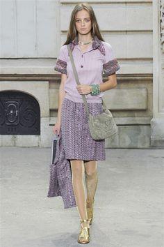 www.modahayat.com #coco #chanel #spring #summer #fashion #street #women #model #moda #sokakmodası