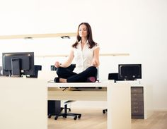 Easy Exercises You Can Do at Your Desk #Body #Exercise #Mind