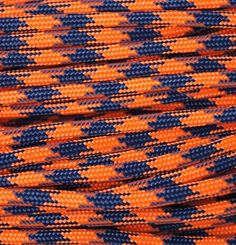 Mr Paracord - Bronco 550 Paracord Cord and Parachute Cord, $6.00 (http://www.mrparacord.com/bronco-paracord)