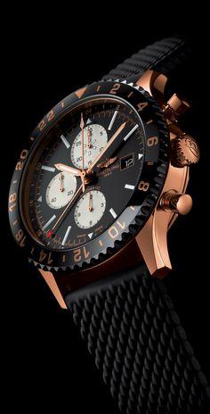 TimeZone : Industry News » N E W M o d e l - Breitling Chronoliner L.E.