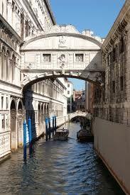 Venezia ,  il Ponte dei Sospiri