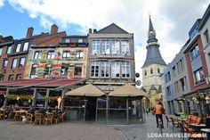 Que ver en Hasselt, Bélgica - Grote Markt