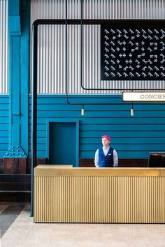 Ovolo Woolloomooloo by HASSELL | Yellowtrace:
