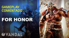 Vandal TV: Gameplay comentado de For Honor