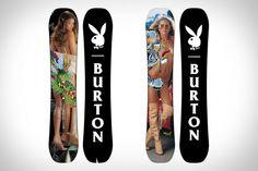 Burton X Playboy www.mosto.se