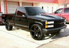454 SS Bagged Trucks, Lowered Trucks, Gm Trucks, Custom Chevy Trucks, Chevy Pickup Trucks, Classic Chevy Trucks, Donk Cars, Suv Cars, Chevrolet Ss