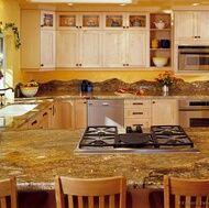 Peninsula/U-Shaped Kitchen