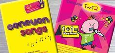 Cloriau ar gyfer y ddwy CD Twf. Cereal, Songs, Box, Snare Drum, Song Books, Breakfast Cereal, Corn Flakes