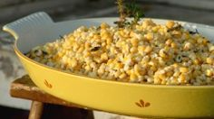 Brookville Hotel Creamed Corn...A favorite for this Kansas girl for close to 20 years.