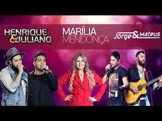 Henrique  Juliano   Marília Mendonça   Jorge  Mateus   Melhores 2017 Com...