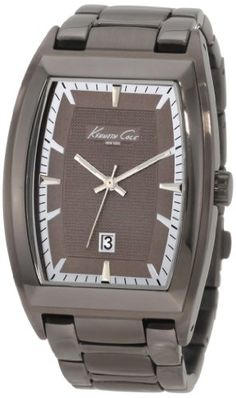 f1c62b68771 Men s Wrist Watches - Kenneth Cole New York Mens KC3756 IP Classic Gunmetal  Plating Collection Watch