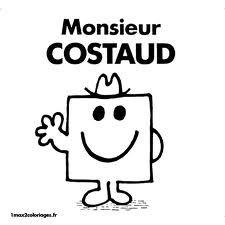 coloriage monsieur madame - Recherche Google