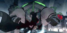 """""""Batman v. Bane : Batman of Shanghai """""""