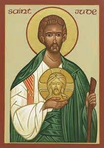 St Jude Thaddeus of Miracles on Pinterest | Patron Saints, Prayer ...