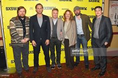 Actors Michael Chernus, Josh Lucas, director Tommy O'Hara, actors Melissa Leo, Rory Cochrane, and Alex Frost attend the 'The Most Hated Woman In America' premiere 2017 SXSW Conference and Festivals on March 14, 2017 in Austin, Texas.