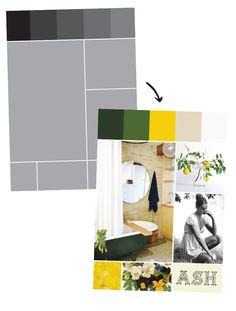 Web Design, Graphic Design, Webdesign Inspiration, Moodboard Inspiration, Webdesign Layouts, Picture Layouts, Vintage Interiors, Picture Collection, Color Stories