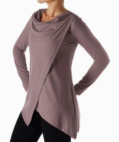 Take a look at this Tan Valley Pailin Top by FIG on #zulily today!