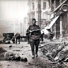 Berlin, 1945.