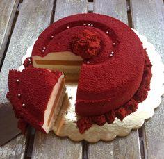 tasty mug cake Cute Cakes, Yummy Cakes, Sweet Recipes, Cake Recipes, Single Layer Cakes, Mini Tortillas, Torte Cake, Cake Decorating Videos, Fashion Cakes