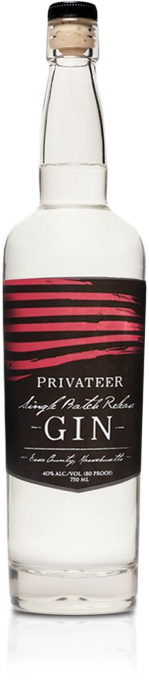 Privateer Single Batch Release Gin Rummy from Ipswich, MA