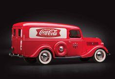 furgoneta Ford media tonelada 1937