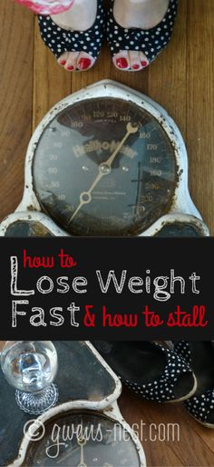 How to lose weight fast and how to stall- my observations from working with thousands of Trim Healthy Mamas!