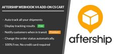 AfterShip is free for tracking unlimited shipments. Simply sign up at AfterShip