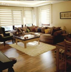 Salon, Beyaz, Country, Halı, Kahve köşesi, Perde Couch, Furniture, Home Decor, Settee, Decoration Home, Room Decor, Sofas, Home Furnishings, Sofa