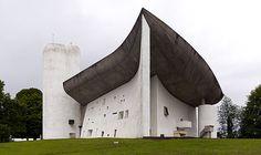 Chapelle Notre Dame du Haut  Reportage Le Corbusier by Cemal Emden  LE CORBUSIER