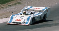 George Follmer Rinzler 917 1973 Can Am