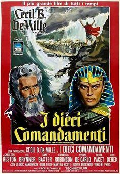 The Silver Screen (New Site Column): The Ten Commandments
