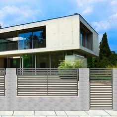 Przęsło Polbram Steel Group Brava 200 x 90 cm - Przęsła ogrodzeniowe - Systemy ogrodzeniowe - Bramy i ogrodzenia - Ogród