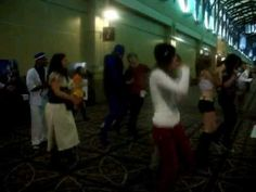 Anime Blast Chattanooga 2011: Dancing in the Hall